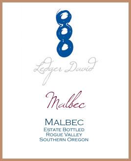 Malbec label image